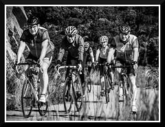 Scented Walk 8 Attention au Cycliste (DXW1978) Tags: panasonic lumix fz80 fz82 light shadow contrast france cycling cyclist bike black white