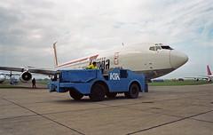 B707 (HK3030-X) Tampa Airlines (boeing-boy) Tags: boeingboy b707 mikeling manston mse tampa hk3030x