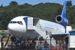 N330AU (LAXSPOTTER97) Tags: douglas dc10 dc1030 cn 46800 ln 96 project orbis museum flight jet blast bash 2018 aviation airport airplane kbfi