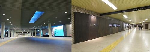 「500m美術館」と地域交流マルシェによる地下空間の創成の写真