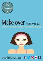 Remodelar, reformar  #laidiomeria #idiomeria #makeover #cambiodelook #maquillaje #trucco #makeup #woman #women (laidiomeria) Tags: maquillaje makeover cambiodelook woman idiomeria trucco laidiomeria women makeup