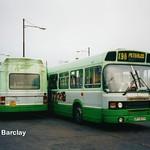 Go Wear Buses 4685 (UPT685V) & 4677 (UPT677V) - 15-02-98