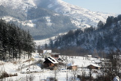 Snowscape (superhic) Tags: winter snow landscape trees bosna bosnia