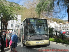 "2018 030719 VOLVO SUNSUNDEGUI ASTRAL  BUS AVANZA PORTILLO BUS 5738 0567 GHB ROUTE  M122 MIJAS TO FUENGIROLA IN MIJAS (Andrew Reynolds transport view) Tags: europe spain andalucia transport bus coach transit passenger omnibus diesel ""mass transit"" 2018 030719 volvo sunsundegui astral avanza portillo 5738 0567 ghb route m122 mijas to fuengirola in"
