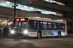 IMG_4493 (GojiMet86) Tags: mta nyc new york city bus buses 2016 lf40102 lfs 8250 s53 86th street 5th avenue