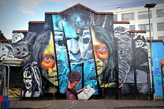 Mural/Street Art/Graffiti, Digbeth, Birmingham (Manoo Mistry) Tags: birmingham birminghampostandmail birminghamuk englanduk westmidlands nikon nikond5500 tamron tamron18270mmzoomlens graffiti streetart mural