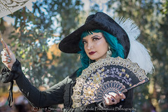 Bree at AZRF - Mar 3 2019-0825 (Keyhole Productions Photography) Tags: azrf2019 beautiful boots breereiners fairskin fan greenhair hat keyholeproductionsphotography sunmarch3