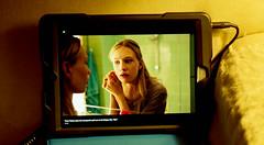 a movie (bluebird87) Tags: movie dx0 c41 film kodak portra 400 girl ipad epson v800 nikon f5