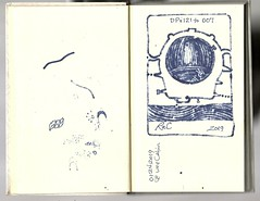DP s.121 to 007 (feck_aRt_post) Tags: dp dailypractice doodle drawing notebook