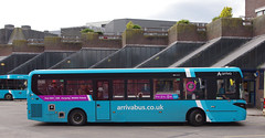 IMGP8669 (Steve Guess) Tags: arriva guildford westsurrey surrey england gb uk bus friary station alexander dennis enviro 200 mmc 4090
