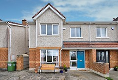 Our sweet house in Clonee, Dublin 15 is for sale (MargrietPurmerend) Tags: clonee forsale dublin ireland ierland lovely neighbour park