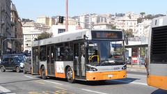 AMT 3309 (Lu_Pi) Tags: amt genova autobus bus man cam autodromo autodromotango amtgenovalinea82 brignole quezzi