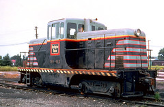 CB&Q GE 44 Ton 9103 (Chuck Zeiler 48Q) Tags: cbq ge 44 ton locomotive 9103 burlington railroad galesburg train alchione chz