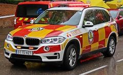 SAMUR-PC (emergenciases) Tags: emergencias españa 112 vehículo madrid puentedevallecas explosiónvallecas emergencia2000 bmw x5 vir vehículodeintervenciónrápida samurpc sanitarios