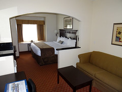Best Western Roanoke Inn & Suites (MarkusR.) Tags: dsc00197 mrieder markusrieder vacation urlaub fotoreise phototrip usa 2018 usa2018 roanoke texas hotel motel room zimmer bestwestern best western inn suites