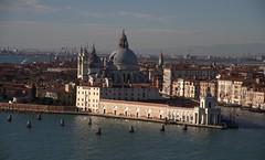 Vue prise de San Giorgio - Venise (chriskatsie) Tags: italie italy venice lagoon mer sea sky church eglise chiusa cite city