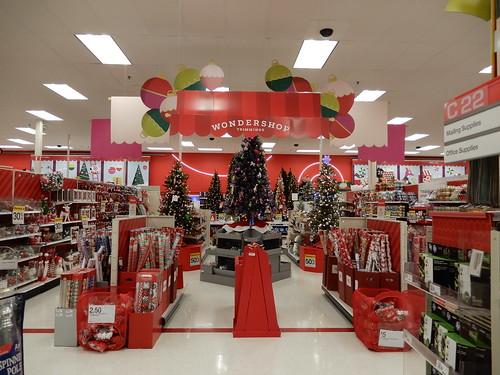 Target Christmas Commercial.Target At Christmas Target Store 906 Garden City Kansas