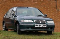 P424 DOH (Nivek.Old.Gold) Tags: 1996 rover 416i 4door johnsandle kingslynn