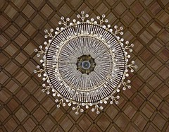 Lamp (lauracastillo5) Tags: lamp light art palace architecture roof spain aranjuez city cityscape building