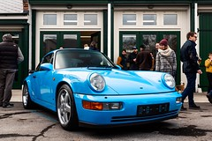 RUF RCT (Supercar Stalker) Tags: blue ruf rct porsche german classic rufrct 964 porsche911 supercar supercarstalker bicester bicesterheritage sundayscramble wing power sexy car porscheartdaily