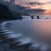 The beach of silence
