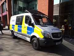 6247 - GMP - PO68 CRV - 101_2914 (Call the Cops 999) Tags: emergency uk gb united kingdom great britain england 999 112 service services vehicle vehicles heros life savers police constabulary law and order enforcement 101