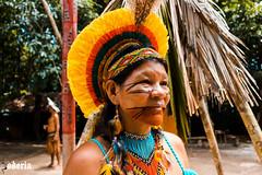 Nitynawã, uma das mulheres mais fortes que já tive o prazer de conhecer. (Bodeccn) Tags: canon t6i landscape nature bahia portoseguro pataxó brazilianindians brazil
