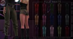 JUSTICE ELLE PANTS PIC ([:.UNDERGROUND & JUSTICE.:]) Tags: secondlife fashion avatar virtualworld virtual 3d 2ndlife ava avi sl style maitreya slink physique hourglass belleza venus isis freya