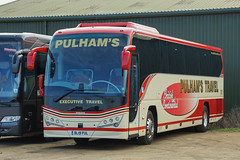 Pulham, Bourton-on-the-Water (GL) - BL19 PUL (peco59) Tags: bl19pul volvo b8r b8 plaxton panther3 panther pulhambourtononthewater pulhamscoaches pulhamstravel pulhams psv pcv coach