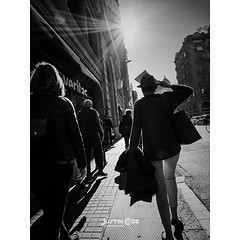 Blinded by the light!!! walking the early streets as the sun rises in Barcelona city. · · · · · #bnw_life #streetphotography #blackandwhite #street #streetstyle #bnw_captures #bnw_of_our_world #streetfashion #streets #photography #bnw #fashion #streetlife (justin.photo.coe) Tags: ifttt instagram blinded by light walking early streets sun rises barcelona city · bnwlife streetphotography blackandwhite street streetstyle bnwcaptures bnwofourworld streetfashion photography bnw fashion streetlife streetart streetphotoclub bnwrose instagood bnwsociety monochrome igersbnw bnwcreatives bnwgreatshots bnwplanet photooftheday bnwmood streetwear bnwphotography streetvision justinphotocoe lumixg9