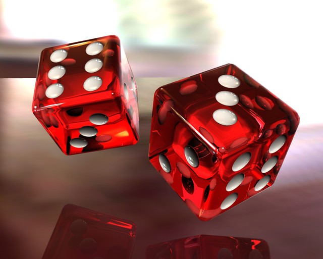 Обои кости, игра, кубик, красный, белый, стекло картинки на рабочий стол, фото скачать бесплатно