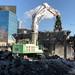 North end viaduct demolition progress