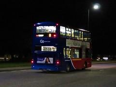 Go North East 6902 (LX06EBA) - 16-03-19 (02) (peter_b2008) Tags: goaheadgroup gonortheast goaheadlondon londoncentral volvo b7tl wright eclipsegemini 6902 wvl253 lx06eba sunderland buses coaches transport buspictures