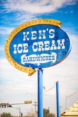 Ken's Ice Cream Sandwiches (Thomas Hawk) Tags: america kens kensicecreamsandwiches newmexico route66 tucumcari usa unitedstates unitedstatesofamerica neon us fav10 fav25 fav50 fav100