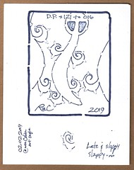 DP s.121 to 016 (feck_aRt_post) Tags: dp dailypractice doodle drawing notebook