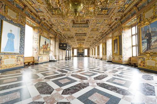 Frederiksborg Castle - Great Hall