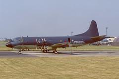 305 Lockheed P3C Orion EGVA 20-07-96 (MarkP51) Tags: 305 lockheed p3c orion konmarine royalnetherlandsnavy raffairford egva airshow military aircraft airplane plane image markp51 nikon f301 kodachrome64 slide film scan