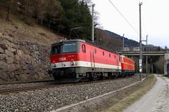 ÖBB 1144 243-3 und 1144 040-3, Mühlbachl (TaurusES64U4) Tags: öbb 1144