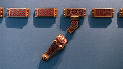 Sword belt, Sutton Hoo ship burial