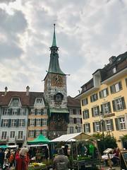 Solothurn in der Schweiz
