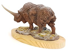 Elasmotherium  (1:20) (RobinGoodfellow_(m)) Tags: elasmotherium sean cooper urzeitshop michael kampa sculpted painted prehistoric megafauna ice age mammal rhino 120