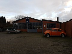 VW / AUDI Werkstatt in Selfkant 03-01-2019 (marcelwijers) Tags: vw audi werkstatt selfkant 03012019 garage auto automobiel car world cars germany deutschland duitsland allemagne kever käfer passat
