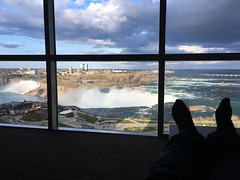 Room With A View, Niagra Falls (Probee) Tags: canada road trip april 2017 niagra falls ontario maddison mum room with a view