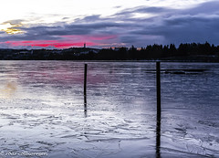 Morning view (FotoRoar2013) Tags: fotoroar2013 2018 canon 5dmk3 norway norwegen noruega norge norvegia nature natur norwege norvege sea seascape stavanger sunrise water winter weather ice moody morning