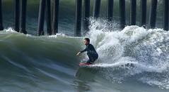 fullsizeoutput_51c5 (supercrans100) Tags: seal beach back wash big waves surfing body bodyboarding skim boarding drop knee