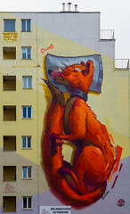 Bratislava street art (Yanis Mathiopoulos) Tags: bratislava street art slovakia graffiti building