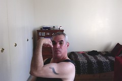 flex 3 (Jonathan Clarkson) Tags: photobooth armfetish arms armmuscles hotarms bigarms sexyarms nicearms malearms musclearms muscleboys muscleflex muscle muscles biceps bicep bicepsmuscle bigmuscles bigbiceps flexingmuscles flexing flexingbiceps flexingmuscle flexingarms flex strong strongarms strongmuscles strongmen