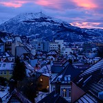 Sunrise over Bergen thumbnail