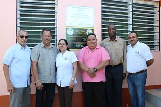 Sarteneja Health Center Inauguration