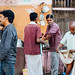 Chai Stall, Varanasi India